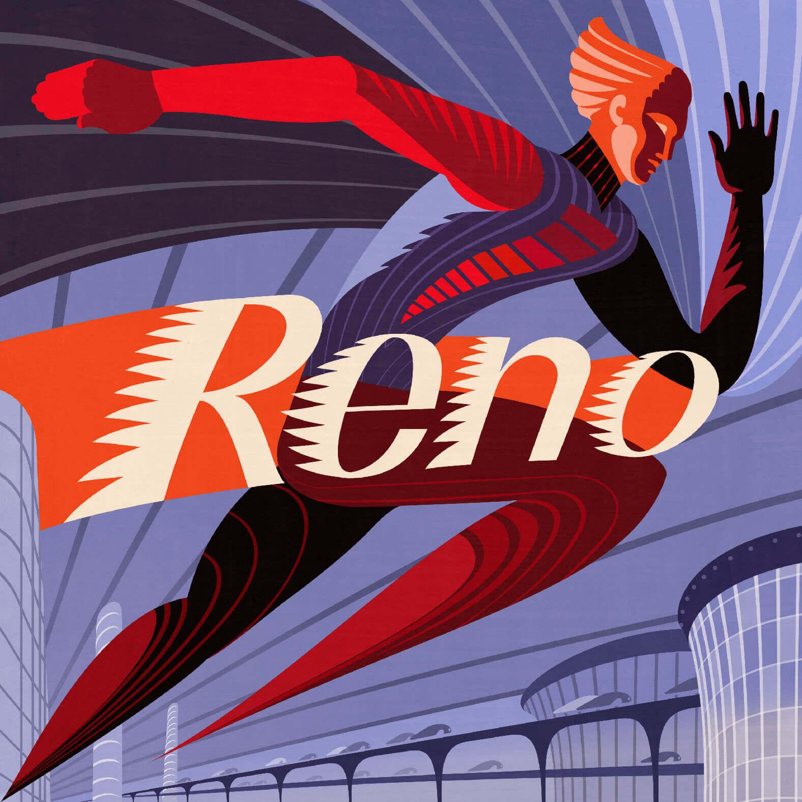 OPPO Reno创造闪电般速度